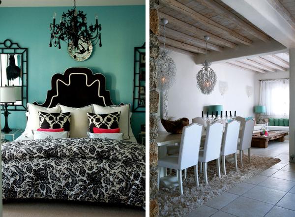 decoracao quarto branco e azul – Doitri com ~ Quarto Solteiro Azul E Branco